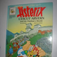 Cómics: ASTERIX L´ESCUT ARVERN - AND THE CHIFTAIN´S SHIELD AÑO 1996 Nº11. Lote 38219416