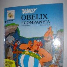 Cómics: ASTERIX OBELIX I COMPANYIA AÑO 1991 Nº23. Lote 38219636