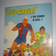 Cómics: ERIC CASTEL DE CARA A GOL AÑO 1982 Nº 4. Lote 38236417