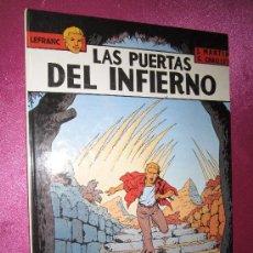 Cómics: LEFRANC Nº 5 GRIJALBO LAS PUERTAS DEL INFIERNO BIEN CONSERVADO.. Lote 38298487