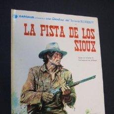 Cómics: BLUEBERRY - Nº 5 - LA PISTA DE LOS SIOUX - GRIJALBO - . Lote 38685709