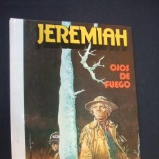 Cómics: JEREMIAH - Nº 4 - OJOS DE FUEGO - GRIJALBO - . Lote 38685763