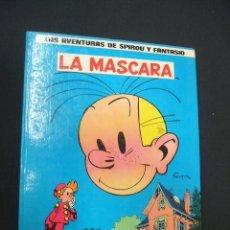 Cómics: LAS AVENTURAS DE SPIROU Y FANTASIO - Nº 5 - LA MASCARA - GRIJALBO - . Lote 38707794