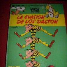 Comics: GRIJALBO LUCKY LUQUE - LA EVASION DE LOS DALTON 1986 NUMERO 16 BUEN ESTADO. Lote 38765150