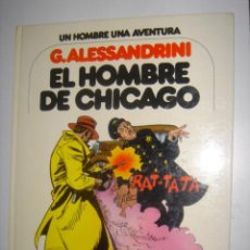 Cómics: COMIC G.ALESSANDRINI Nº 3 AÑO 1979 (EL HOMBRE DE CHICAGO)). Lote 38787073