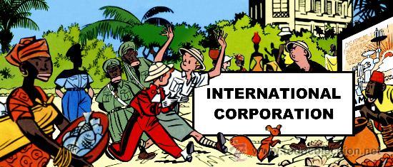 CHALAND - INTERNATIONAL CORPORATION - EN CASTELLANO - EDICIÓN NUMERADA CON EX-LIBRIS - TAPAS DURAS (Tebeos y Comics - Grijalbo - Spirou)