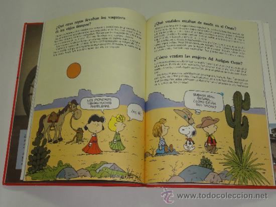 Cómics: GRAN LIBRO DE PREGUNTAS Y RESPUESTAS DE CARLITOS (CHARLIE BROWN) VOL. 4 - GRIJALBO 1983 - Foto 2 - 38888806