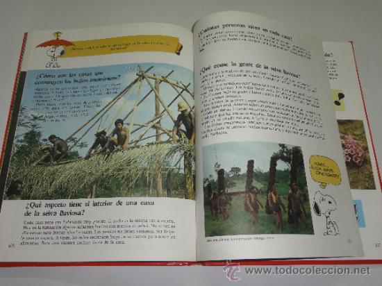 Cómics: GRAN LIBRO DE PREGUNTAS Y RESPUESTAS DE CARLITOS (CHARLIE BROWN) VOL. 4 - GRIJALBO 1983 - Foto 4 - 38888806