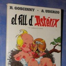 Cómics: ASTERIX EL FILL D' ASTERIX 1983 EN CATALAN EDICIONES JUNIOR . Lote 38946463