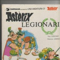 Cómics: ASTÈRIX LEGIONARI.EN CATALÁN.GRIJALBO-DARGAUD - 1981 . Lote 39008419