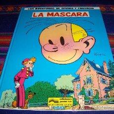Cómics: SPIROU Y FANTASIO Nº 5 LA MÁSCARA. GRIJALBO 1988. Y DIFÍCIL!!!!!1. Lote 39000077