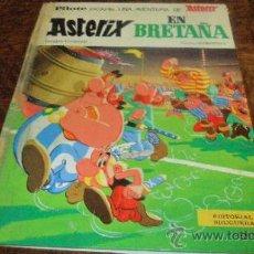 Cómics: ASTERIX EN BRETAÑA , 1º EDICION PILOTE. Lote 39015605