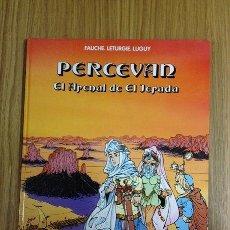Cómics: PERCEVAN Nº 5 EL ARENAL DE EL JERADA FAUCHE - LETUGIE - LUGUY. Lote 39023371