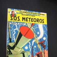 Cómics: BLAKE Y MORTIMER - Nº 5 - S.O.S. METEOROS - GRIJALBO - - . Lote 39073881