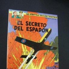 Cómics: BLAKE Y MORTIMER - Nº 9 - EL SECRETO DEL ESPADON - 1ª PARTE - GRIJALBO - - . Lote 39074151