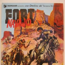 Cómics: TENIENTE BLUEBERRY - Nº 16 - FORT NAVAJO - CHARLIER - GIRAUD - DARGAUD - AÑO 1982.. Lote 39113327