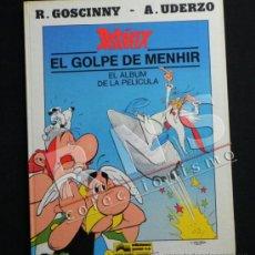 Cómics: ASTÉRIX EL GOLPE DE MENHIR - CÓMIC ÁLBUM DE LA PELÍCULA - HUMOR CINE UDERZO GOSCINNY - MÁS EN VENTA. Lote 39160342