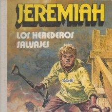 Cómics: JEREMIAH Nº03 LOS HEREDEROS SALVAJES - HERMANN. Lote 39315829
