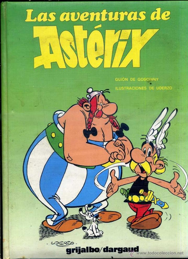 LAS AVENTURAS DE ASTÉRIX TOMO 5 (GRIJALBO DARGAUD, 1993) GUAFLEX (Tebeos y Comics - Grijalbo - Asterix)