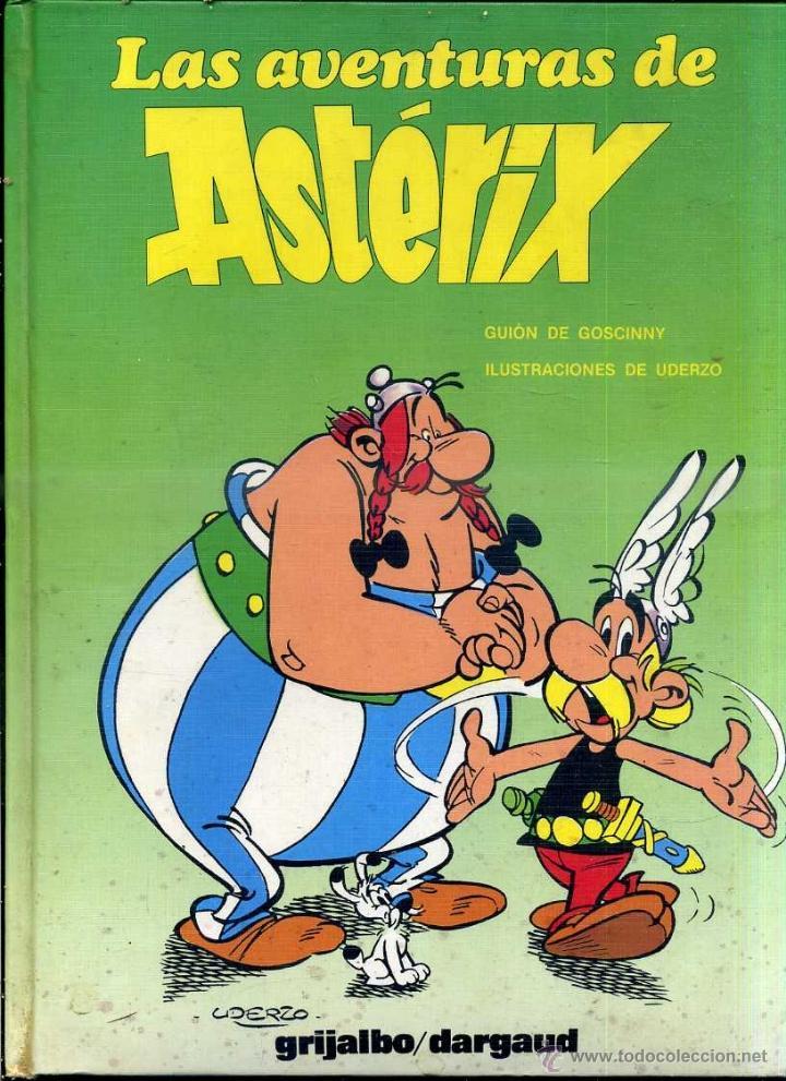 LAS AVENTURAS DE ASTÉRIX TOMO 2 (GRIJALBO DARGAUD, 1993) GUAFLEX (Tebeos y Comics - Grijalbo - Asterix)