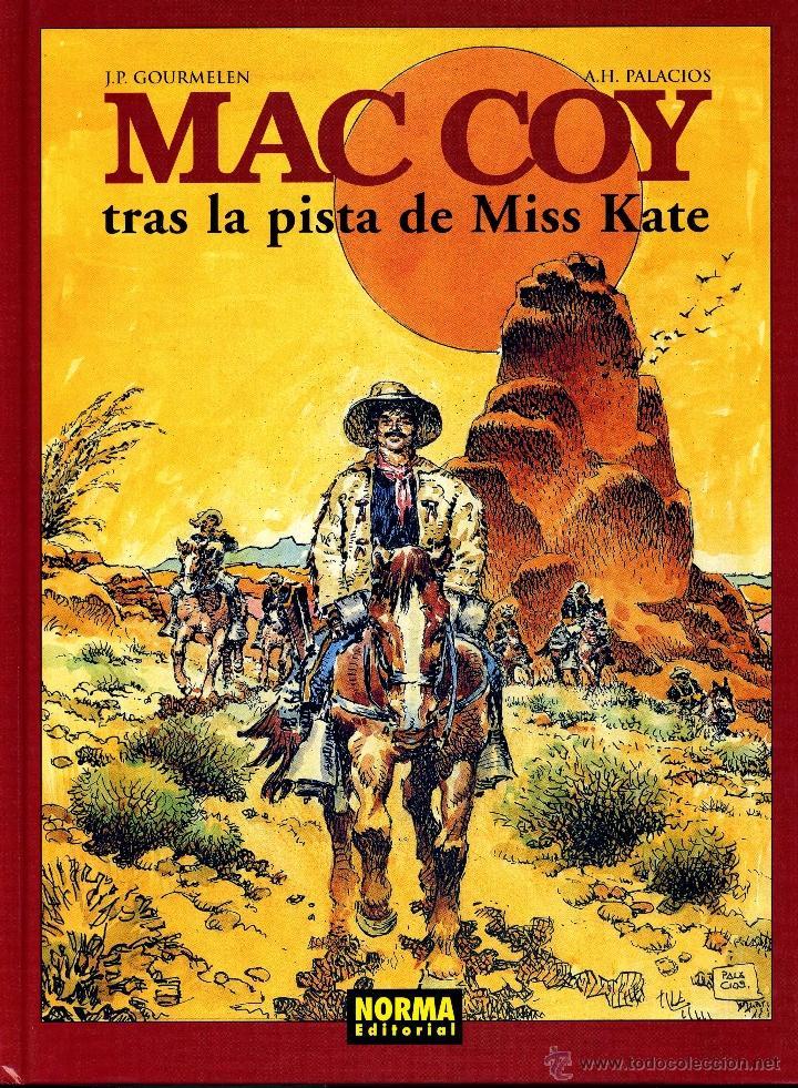 MAC COY Nº21 (NORMA EDITORIAL, 21). DIBUJOS DE HERNÁNDEZ PALACIOS (Tebeos y Comics - Grijalbo - Mac Coy)