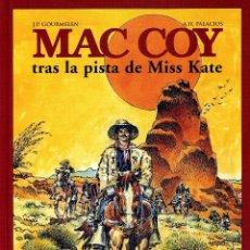 Cómics: MAC COY Nº21 (NORMA EDITORIAL, 21). DIBUJOS DE HERNÁNDEZ PALACIOS. Lote 39479518