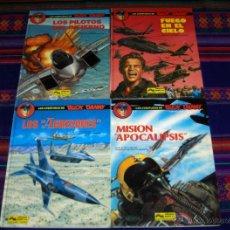 Cómics: BUCK DANNY COMPLETA 4 NºS. GRIJALBO NºS 41 AL 44. 1989. .. Lote 39490625