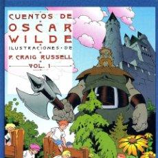 Cómics: CUENTOS DE OSCAR WILDE (GRIJALBO, 1992) AUTOR: P. GRAIG RUSSELL . Lote 39509559
