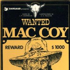 Cómics: MAC COY 5 (GRIJALBO, 1980). DIBUJOS DE HERNÁNDEZ PALACIOS. Lote 39532596