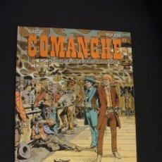 Cómics: COMANCHE - Nº 12 - EL DOLAR DE TRES CARAS - GRIJALBO - . Lote 39699833