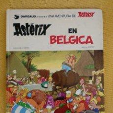 Cómics: ASTERIX Nº 24 ASTERIX EN BELGICA EDICIONES GRIJALBO TAPA DURA . Lote 39703571