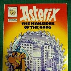 Cómics: COMIC ASTERIX EN INGLES EDICIONES EL PRADO NUM 10 THE MANSIONS OF THE GODS. Lote 39741672