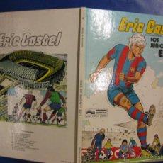 Cómics: ERIC CASTEL Nº 1. LOS JUNIORS DE ERIC. EDICIONES JUNIOR 1979.. Lote 39753270