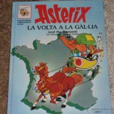 Comics: ASTERIX - LA VOLTA A LA GAL.LIA - GRIJALBO - TAPA DURA - 48 PAG. - EN CATALA - T -. Lote 39753090
