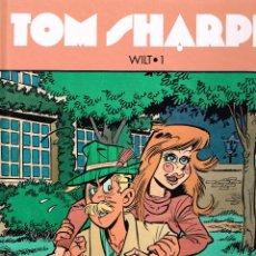 Cómics: LOTE - TOM SHARPE - WILT 1 Y 2 (COMPLETA DOS TOMOS) - DUCHATEAU & URBAIN - ED. JUNIOR / GRIJALBO. Lote 39828240