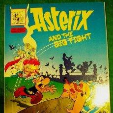 Cómics: COMIC ASTERIX AND BIG FIGHT EN INGLES EDICIONES EL PRADO NUM 17 TAPAS BLANDAS. Lote 39849694
