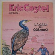 Cómics: ERIC CASTEL - Nº 12 - LA CASA DEL CORMORÀ - R. REDING - F. HUGUES - EN CATALÁN - JUNIOR - AÑO 1988.. Lote 39852897