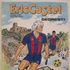 Cómics: ERIC CASTEL - Nº 11 - SEGREST!! - R. REDING - F. HUGUES - EN CATALÁN - EDICIONES JUNIOR - AÑO 1987.. Lote 39855009