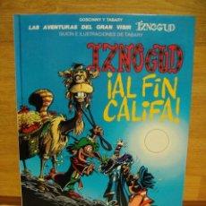 Cómics: IZNOGUD Nº 18 - AL FIN CALIFA - EDICIONES JUNIOR - GRIJALBO. Lote 39904425