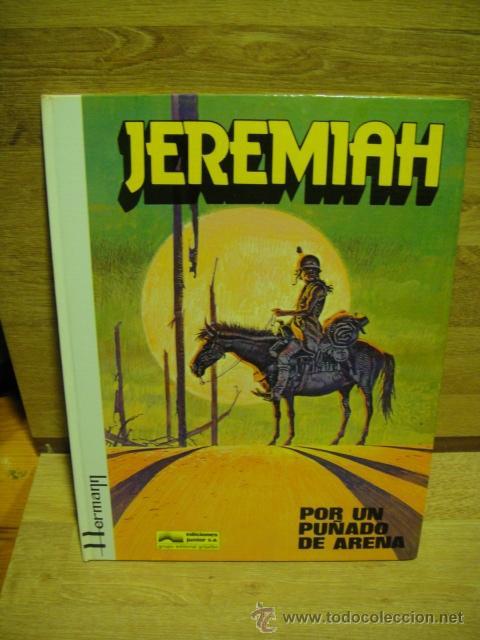 Cómics: jeremiah - grijalbo - lote de 9 numeros tapa dura - Foto 2 - 39905275