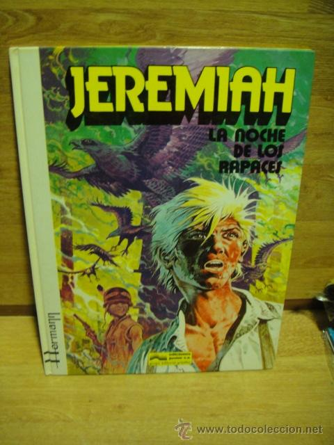 Cómics: jeremiah - grijalbo - lote de 9 numeros tapa dura - Foto 3 - 39905275