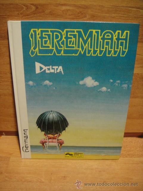 Cómics: jeremiah - grijalbo - lote de 9 numeros tapa dura - Foto 6 - 39905275