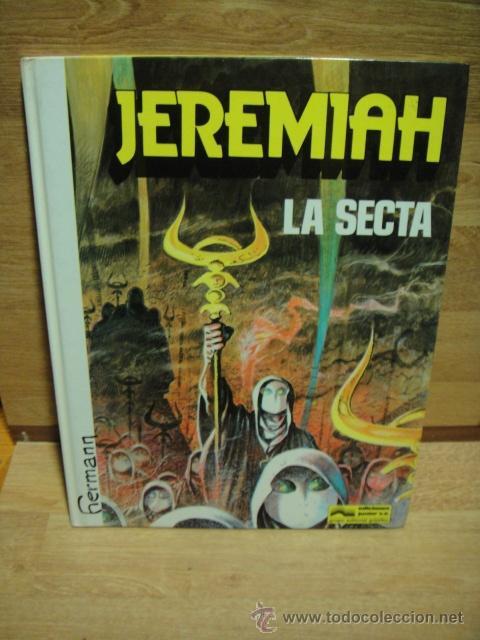 Cómics: jeremiah - grijalbo - lote de 9 numeros tapa dura - Foto 8 - 39905275