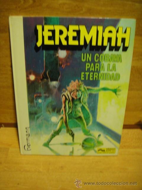 Cómics: jeremiah - grijalbo - lote de 9 numeros tapa dura - Foto 9 - 39905275