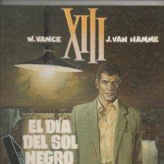 Cómics: XIII - EL DIA DEL SOL NEGRO - Nº 1 .GRIJALBO . Lote 40004866