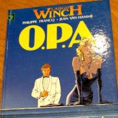 Cómics: O.P.A Nº 3 PHILIPPE FRANCQ. JEAN VAN HAMME EDITORIAL JUNIOR S.A. AÑO 1993. Lote 39953807