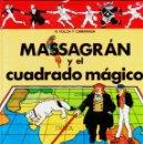 Cómics: MASSAGRÁN: Y EL CUADRADO MÁGICO DE MADORELL. EN CASTELLANO.. Lote 160405472
