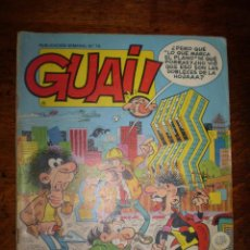 Cómics: TEBEO GUAI! -Nº 79. Lote 40078859