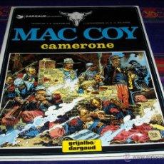 Cómics: MAC COY Nº 11 CAMERONE. GRIJALBO 1984. .. Lote 40119522