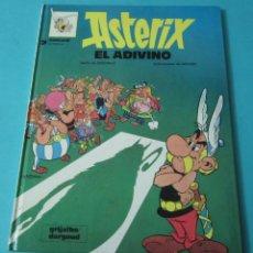 Cómics: ASTERIX: EL ADIVINO. DIBUJOS: UDERZO. GUIÓN: GOSCINNY. 1993. EDICIÓN PARA CÍRCULO DE LECTORES. Lote 40350288